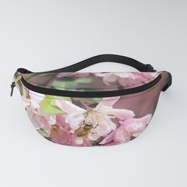 Pink Blossoms Fanny Pack