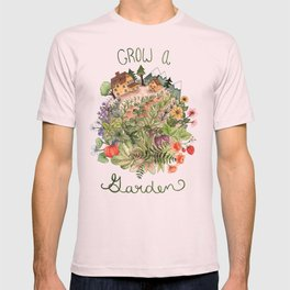 Grow A Garden T-shirt