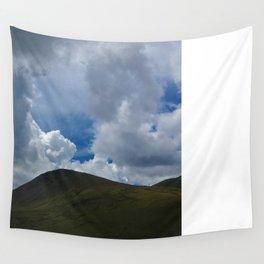 Mount Snowdown Wall Tapestry