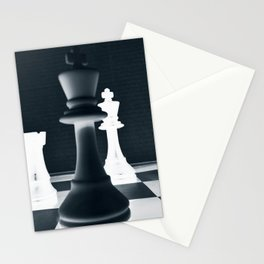 Chess Master Stationery Cards