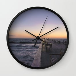 Hermosa Sun Wall Clock