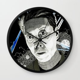 François Chau - The Expanse Wall Clock