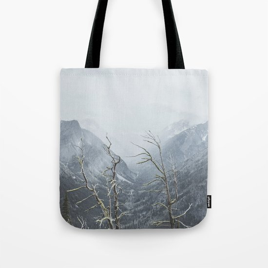 North Cascades Tote Bag