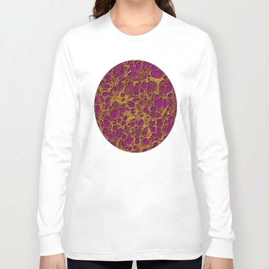 Golden Marble 03 Long Sleeve T-shirt