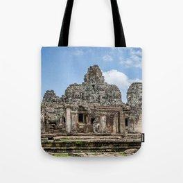 Bayon Temple, Angkor Thom, Cambodia Tote Bag