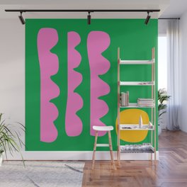 Spring Whimsy Wall Mural