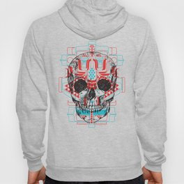 Skull Native Hoody
