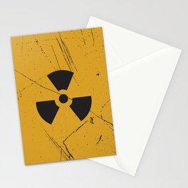 Radioactive Stationery Cards