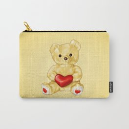 Teddy Bear Hypnotist Carry-All Pouch