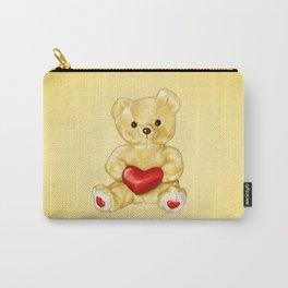 Teddy Bear Hypnotist Carry-All Pouch