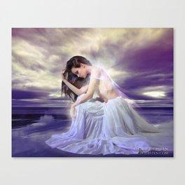 Orinoco Flow Canvas Print