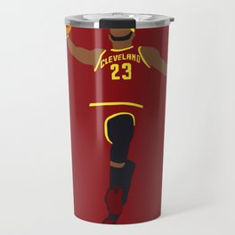NBA Players | Lebron Dunk Travel Mug