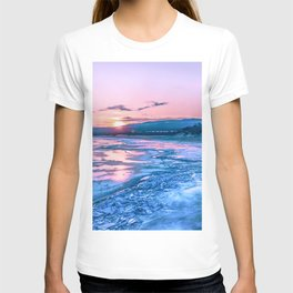 Baikal sunrise T-shirt