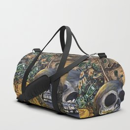 Time Is Money Duffle Bag