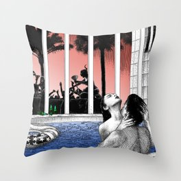 asc 800 - I would do anything for love - col Throw Pillow