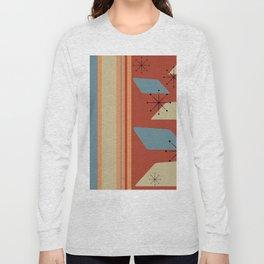 Vintage Retro 01 Long Sleeve T-shirt