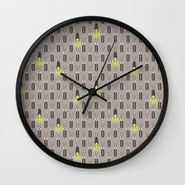 Lightning Buggers, Redux Wall Clock