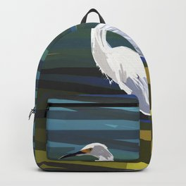 Evening Lake Backpack