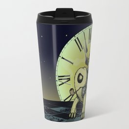 Time to leave Travel Mug