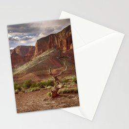 Mountains at Capitol Reef National Park - Utah Stationery Cards