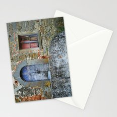 Old House in Italy Stationery Cards