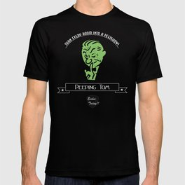 Peeping Tom Plasmid T-shirt