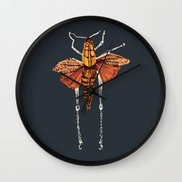 The Beatle Wall Clock