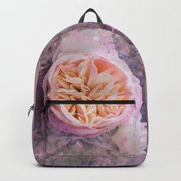 Peony Rose Backpack