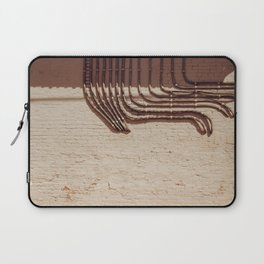 Electric Abstract Laptop Sleeve
