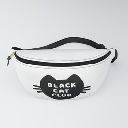 Black Cat Club Fanny Pack