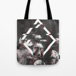 DARK ORCHID 3 Tote Bag