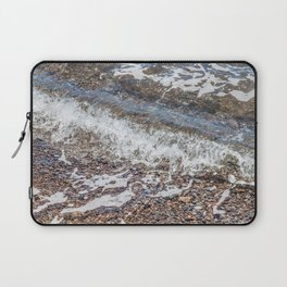 Rocks Below the Bohol Sea Laptop Sleeve