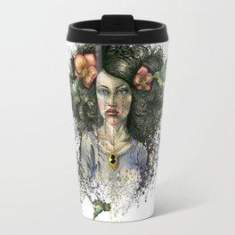 French Paper Travel Mug