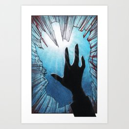 My Last Sunlight Art Print