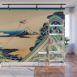 Katsushika Hokusai - Toto Asakusa Honganji Wall Mural