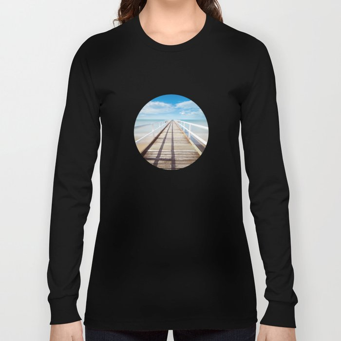 Pier sky 4 Long Sleeve T-shirt