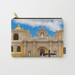 Cathedral in Antigua, Guatemala Carry-All Pouch