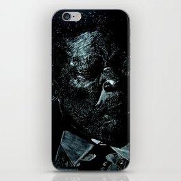 BB KING iPhone Skin