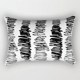 Phonetic #798 Rectangular Pillow