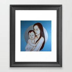 We've something they'll never have Framed Art Print
