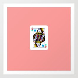 lovegame Art Print