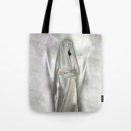 """say no to patriarchy / """"the nun"""" Tote Bag"""