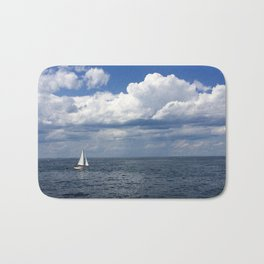 Breezy Sailing Bath Mat