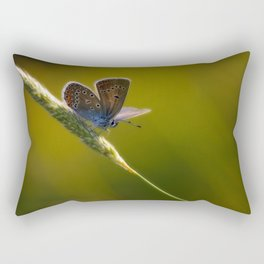 warrior of light Rectangular Pillow