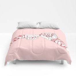 You, Me, Tonight Comforters