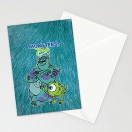 Monsters Ink Stationery Cards