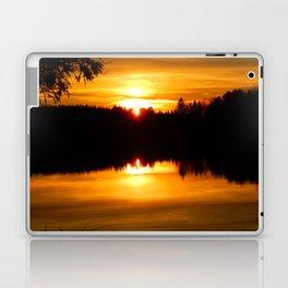 Leavitt Lake Laptop & iPad Skin