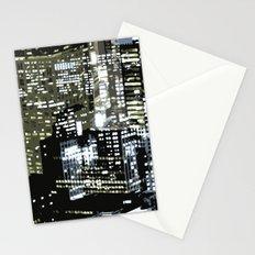 Night City 1 Stationery Cards