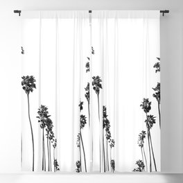 Palm Trees 8 Blackout Curtain