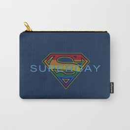 SupGAY logo Carry-All Pouch